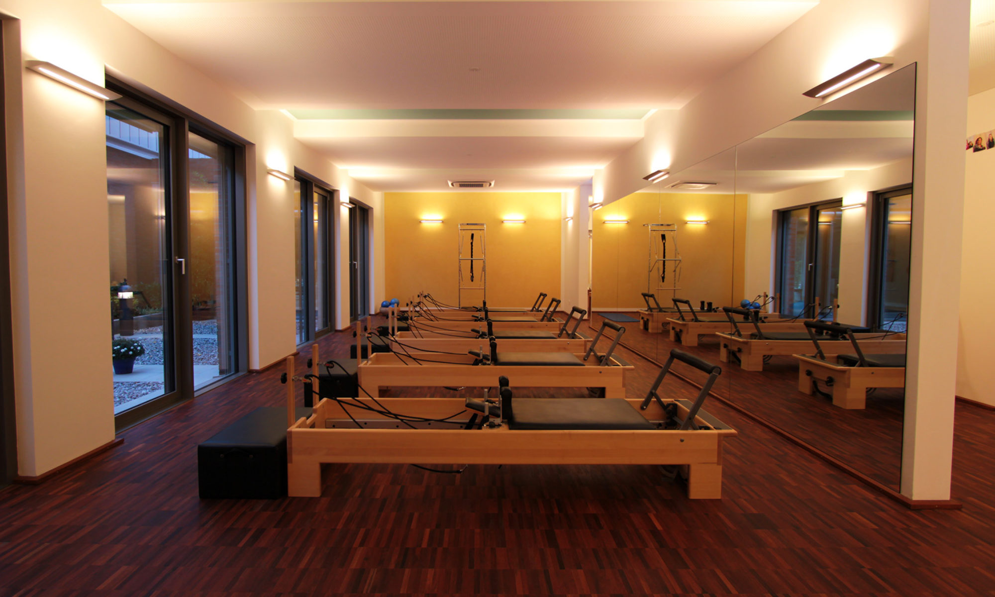 Pilates Koerpertraining